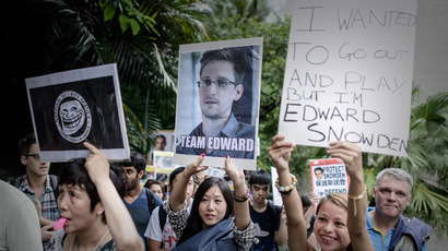 Assange slams Snowden charges 'intimidation of sympathizing countries'