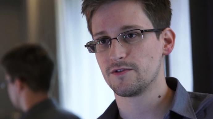 Edward Snowden (AFP Photo)