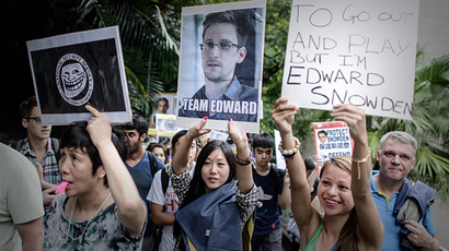 Hide and leak: Where is Edward Snowden?
