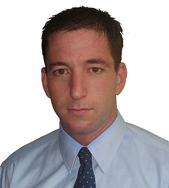 Glenn Greenwald (Image from wikipedia.org )