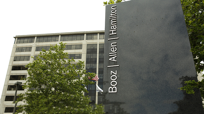 Snowden admits taking Booz Allen job to collect data on NSA surveillance