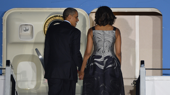 Obama's Africa trip will cost taxpayers $100 mln