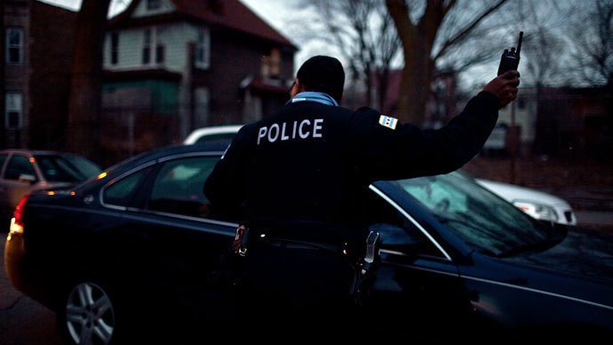 Chicago man claims cops raped him with a gun