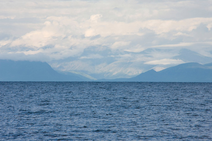 View of Lake Baikal. (RIA Novosti/Anton Denisov)