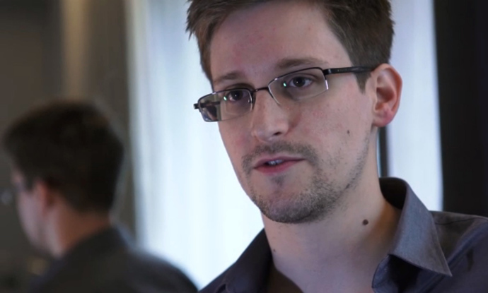 Edward Snowden (AFP Photo / The Guardian / FIiles)
