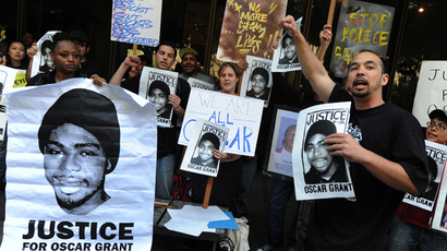 Oscar Grant's father may sue killer-cop, court rules