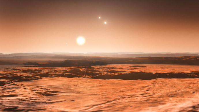 Three super-Earths discovered in habitable zone of same star 'for the first time'