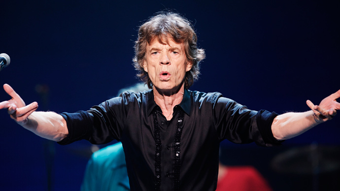 Jagger jabs Obama over NSA scandal