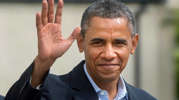 'Hypocrite of the century': Irish MP blasts US president's G8 visit