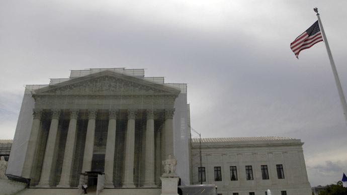 US Supreme Court rules Defense of Marriage Act unconstitutional