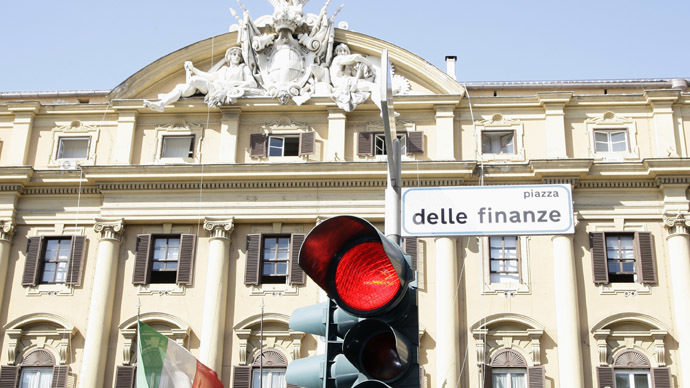 'Absolutely baseless': Italian Treasury denies it could lose $10.4bn