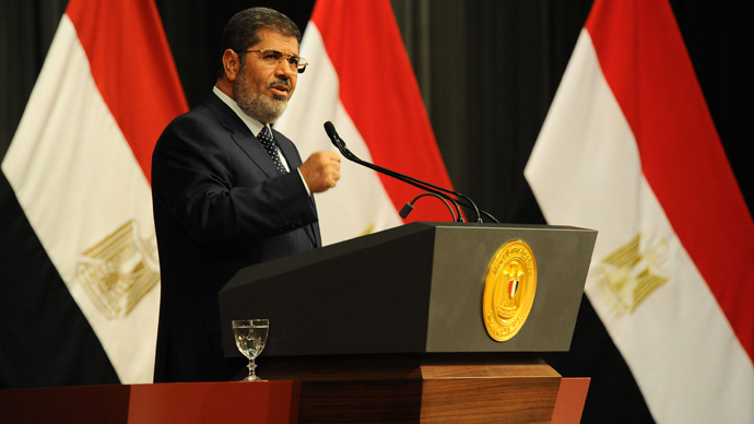 Egypt's Morsi proposes constitutional reform ahead of mass protests