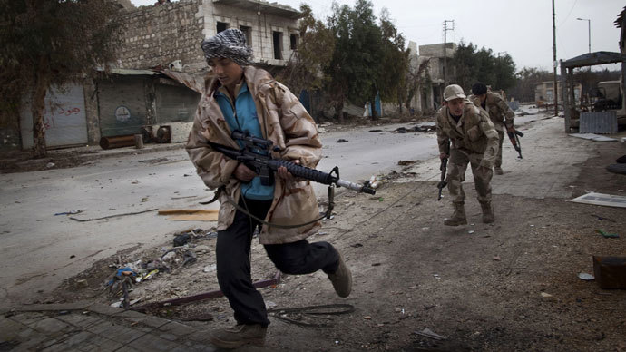 Outrage over Syrian rebels assaulting catholic monastery, killing hermit