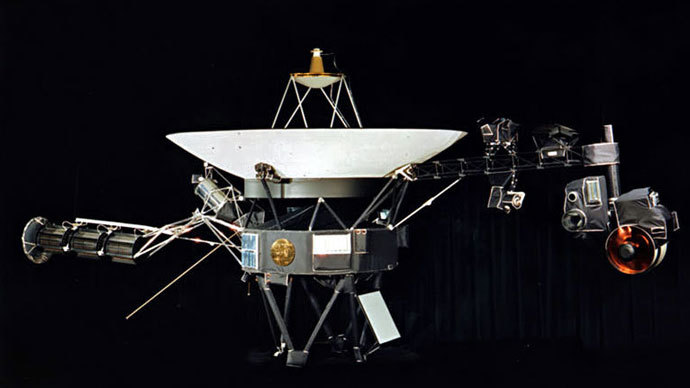 Voyager-1 hits mystery zone on road to intergalactic space