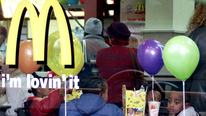 'I'm not loving it': Furor as McDonald's refuses to open in Israeli West Bank settlement