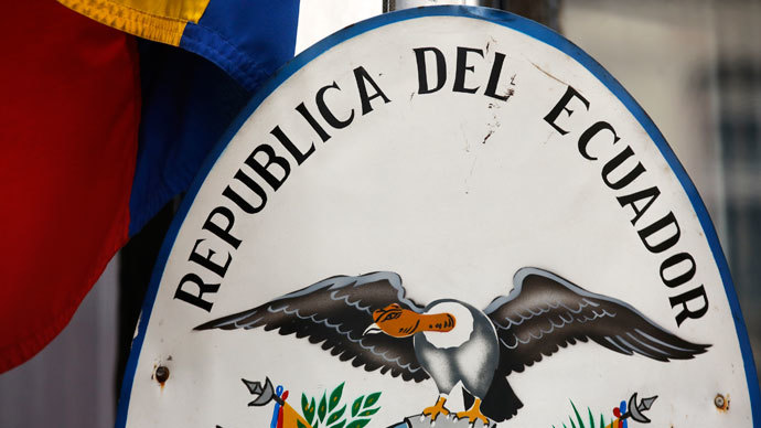 Ecuador snubs US trade 'blackmail' over Snowden, offers human rights training
