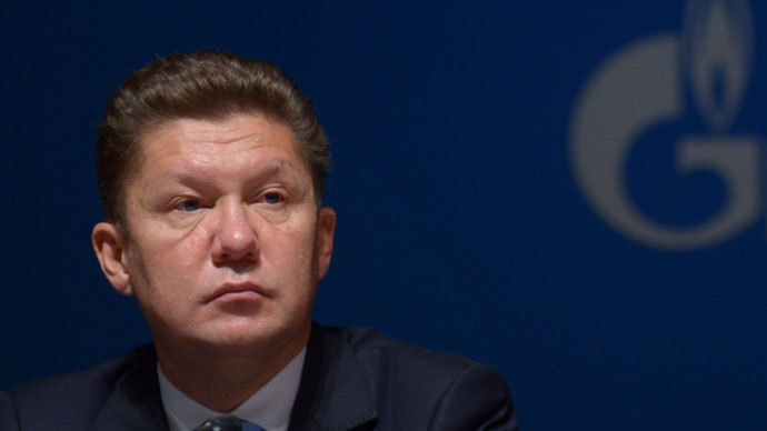 No more gas for Ukraine's underground storages – Gazprom CEO