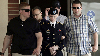 Judge refuses to drop charge of aiding the enemy against Manning