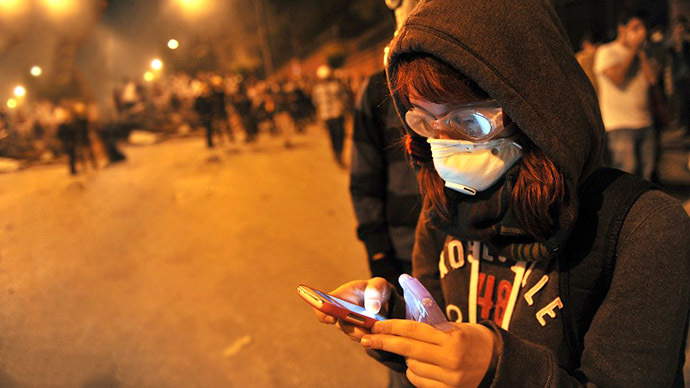 Turkish government combing Twitter in search of protest organizers to arrest