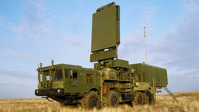 Moscow beefs up air defense with 4 new all-altitude radar stations
