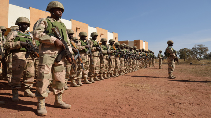 Nigerian troops committing atrocities in fight against Islamic uprising - report