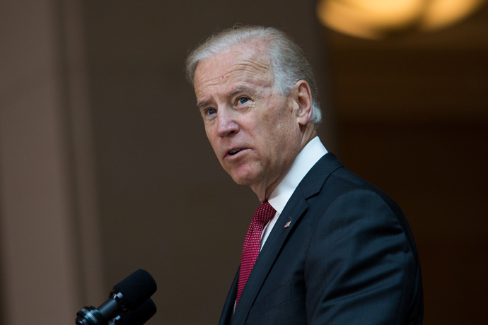 U.S. Vice President Joe Biden (AFP Photo / Drew Angerer)