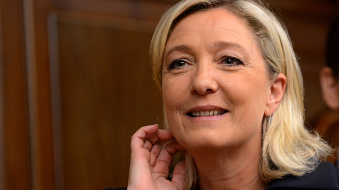 'France is plagued by bankruptcy and mass immigration' - Marine Le Pen