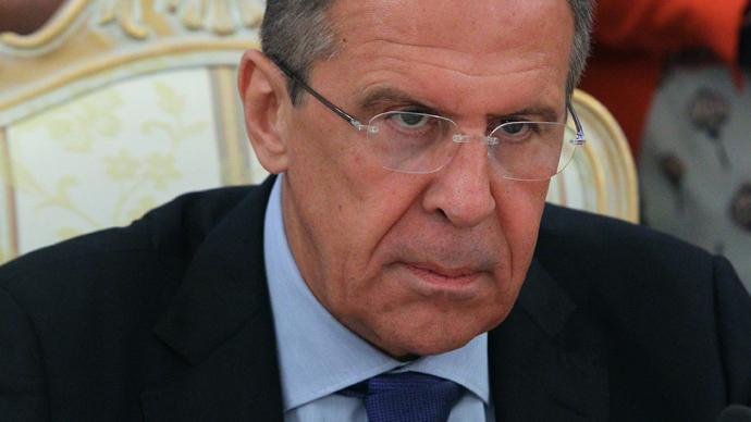 Sergey Lavrov (RIA Novosti / Ruslan Krivobok)