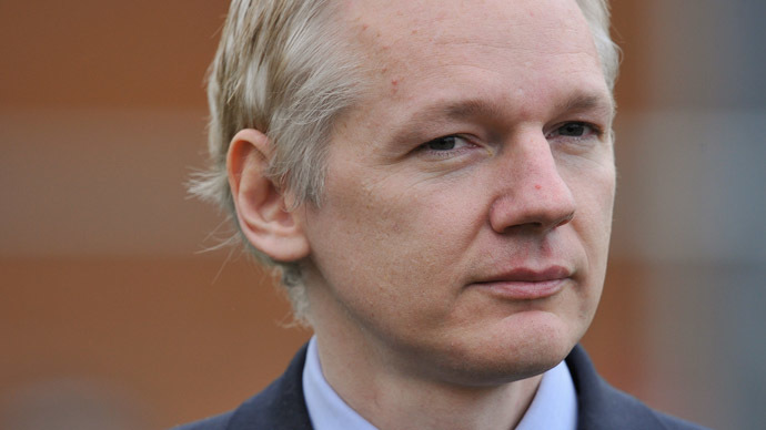 'No stopping' more Snowden revelations – Assange