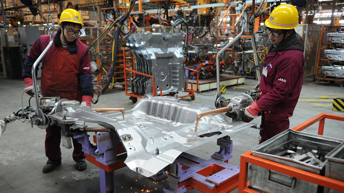 June manufacturing: From disappointing China to inspiring Europe