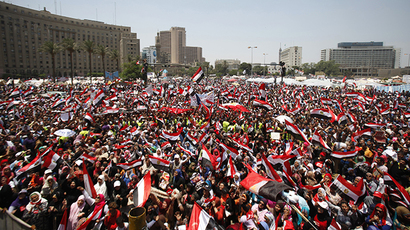 Egyptian ministers resign in wave as Army deadline nears