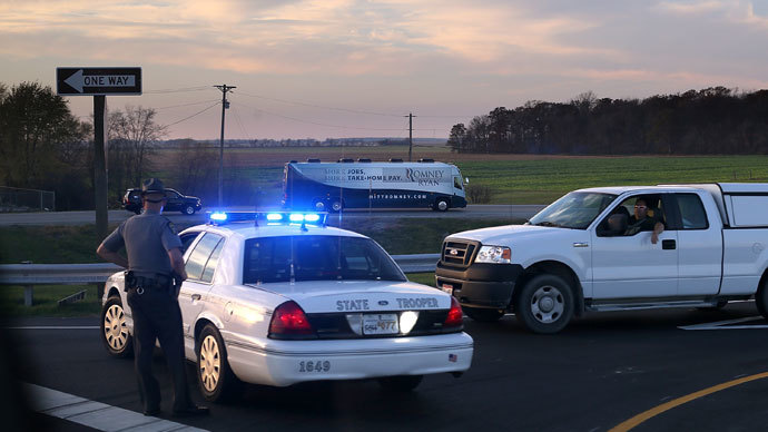 Ohio police set up fake drug checkpoint to fool motorists