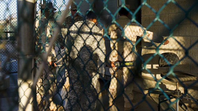 Guantanamo Bay.(AFP Photo / Jim Watson)