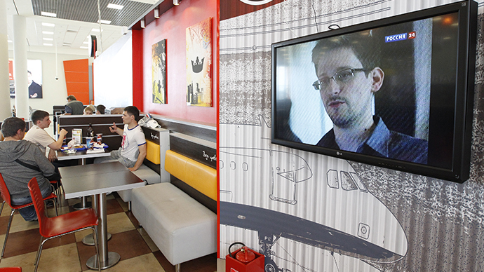 Snowden scraps Russia asylum bid over call to cease 'anti-US activity' – Kremlin