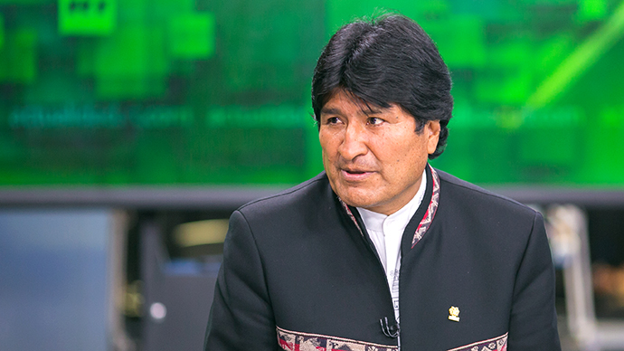 President Morales to RT: Bolivia to consider Snowden asylum request if submitted