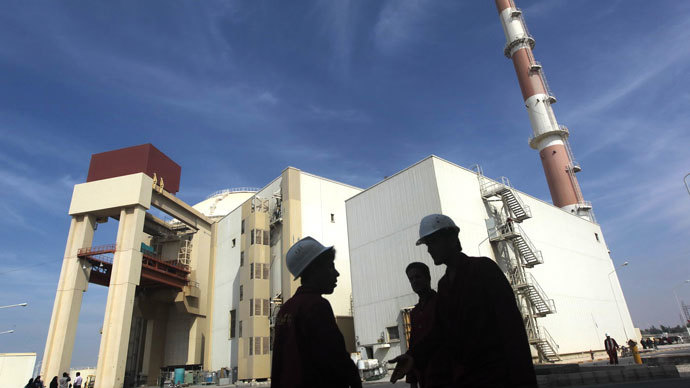 Bushehr nuclear power plant.( AFP Photo / Majid Asgaripour)