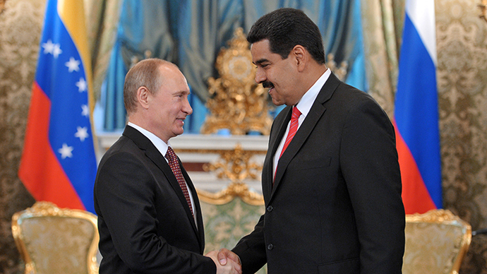 'Inherited love': Russia - Venezuela economic ties to remain tight, mutual investment plans estimated at $20 bn