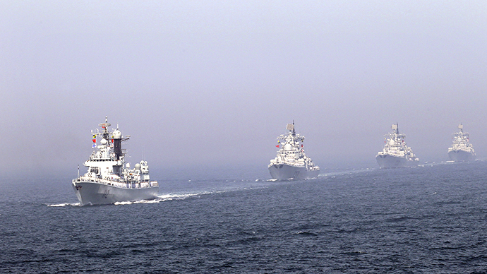 China to hold its 'biggest-ever' foreign navy drills with Russia