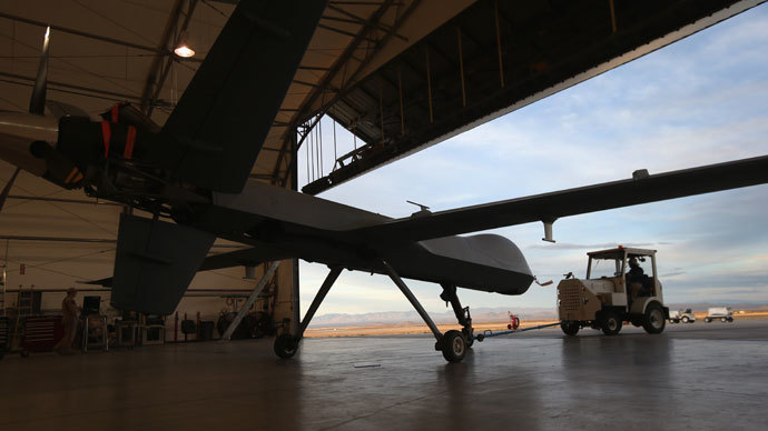 Drones cause 10 times more civilian deaths than manned planes