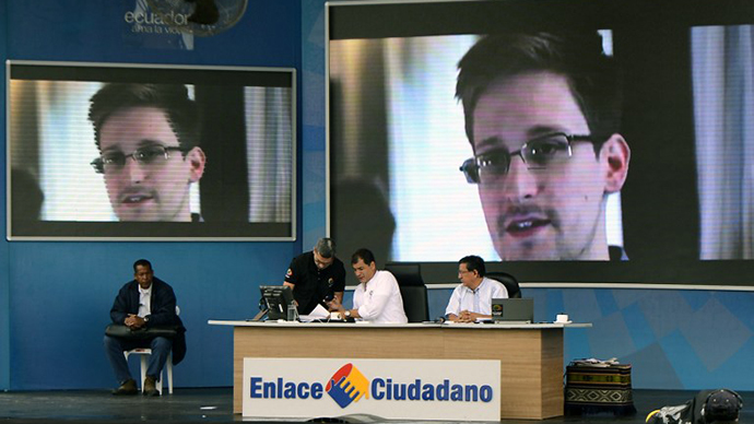 Snowden asylum bid: 3 offered, 1 withdrawn, 11 denied, 13 pending