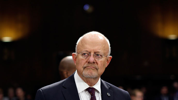Director of national intelligence apologizes to senators for lying about NSA spying