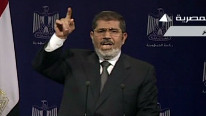 Muslim Brotherhood rebuffs Egyptian interim president's plan for elections