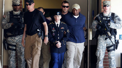 Manning defense begins arguments in WikiLeaks case