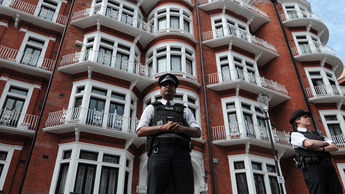 'Infiltrated from all sides': Bug found in London's Ecuadorian embassy