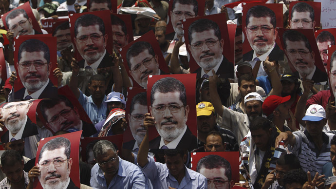 'Game Over': Morsi ousted, constitution suspended, army in control (PHOTOS, VIDEO)
