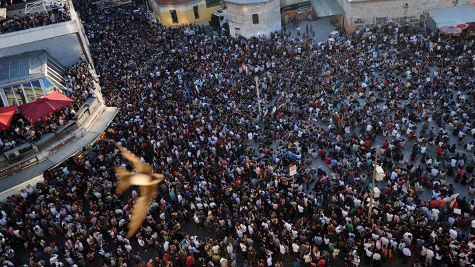Turkish court scraps plan to redevelop Taksim Square