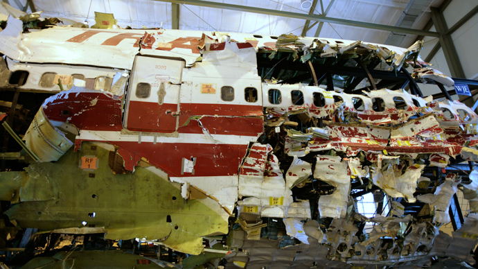 Investigators deny government covered up TWA-800 air crash