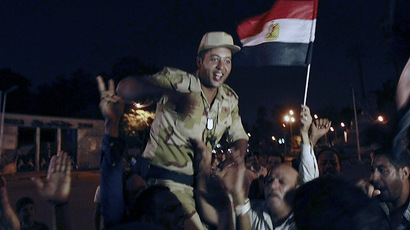 Coup de Nile: Egypt unrest imperils US military aid