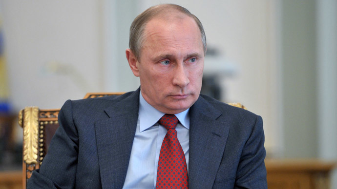 Foreign agents law is here to stay - Putin