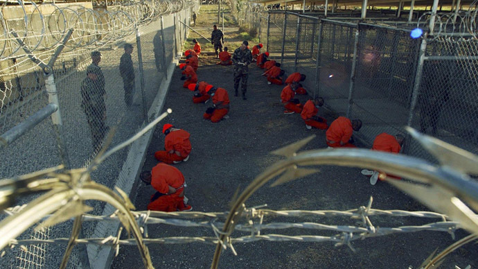 Gitmo inmate accuses Guards of sexual assault